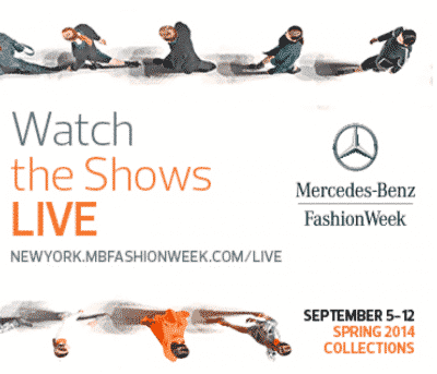 Live from MBFW