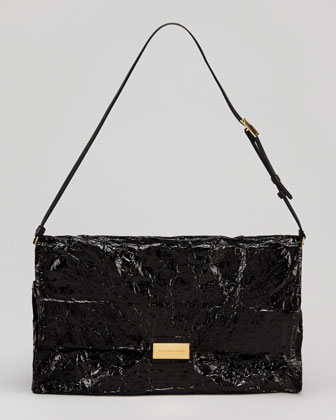Stella McCartney Steel Shoulder Bag