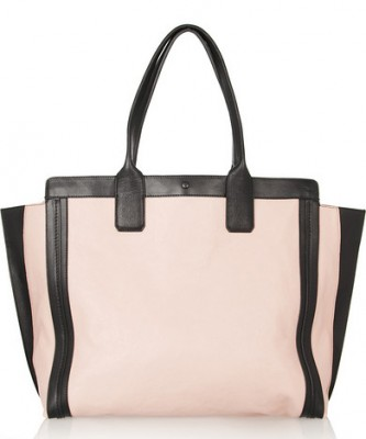 Chloe The Alison Leather Shopper