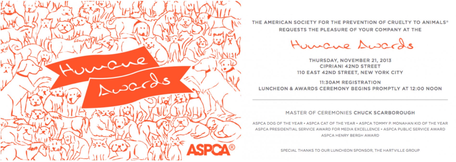 what to wear aspca luncheon
