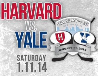 Rivalry On Ice - Harvard Vs Yale