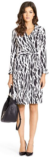DVF Pop Wrap