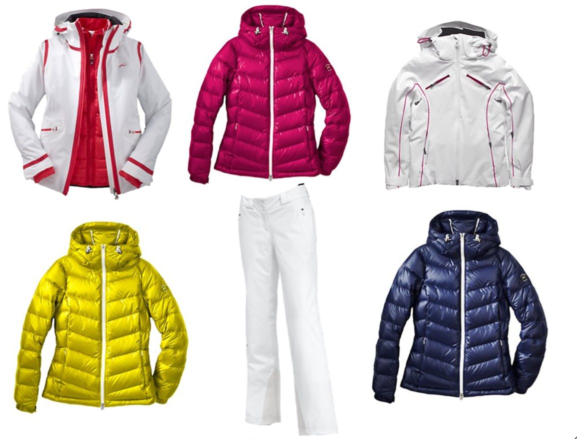 what to wear spring break skiing