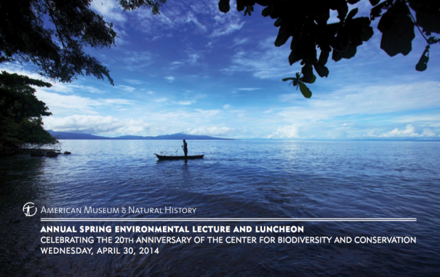 Environmental Lecture and Luncheon