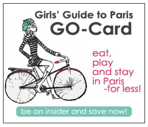 Girls Guide to Paris