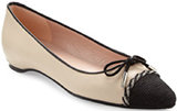 The Classic Ballet Flat
