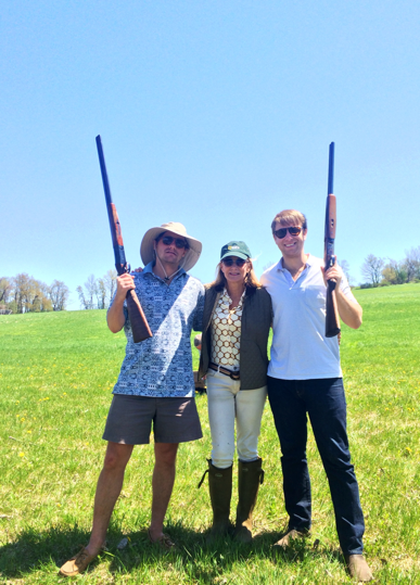 what to wear skeet shooting
