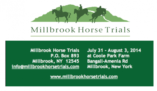 what to wear millbrook horse trials