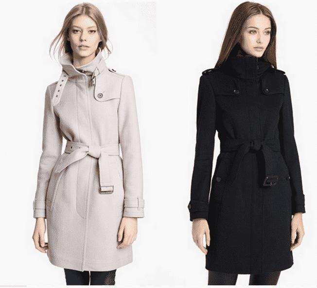 Burburry Coats