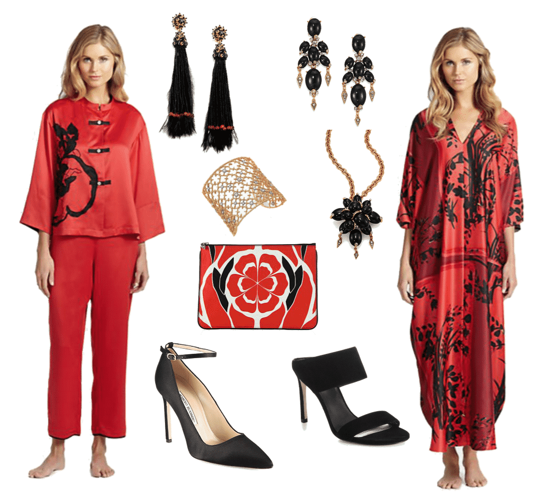 what to wear for new year party