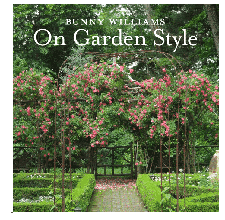 On Garden Style Bunny Williams