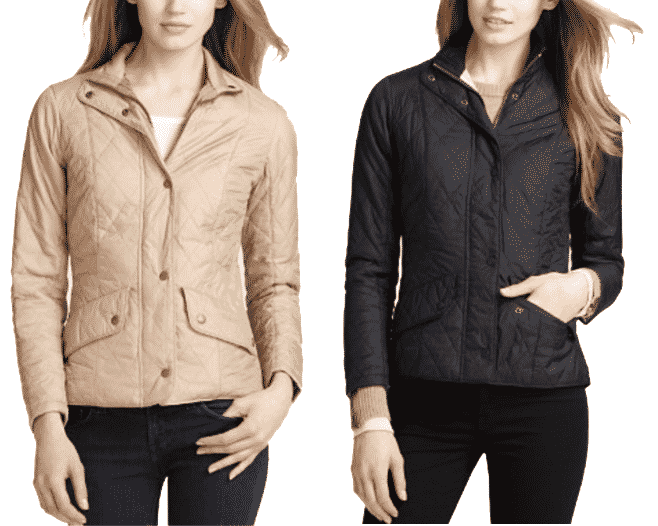 Spring Quilted Jackets