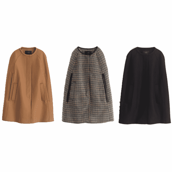 Fall for Capes