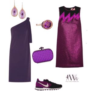 Purple for Alzheimer's