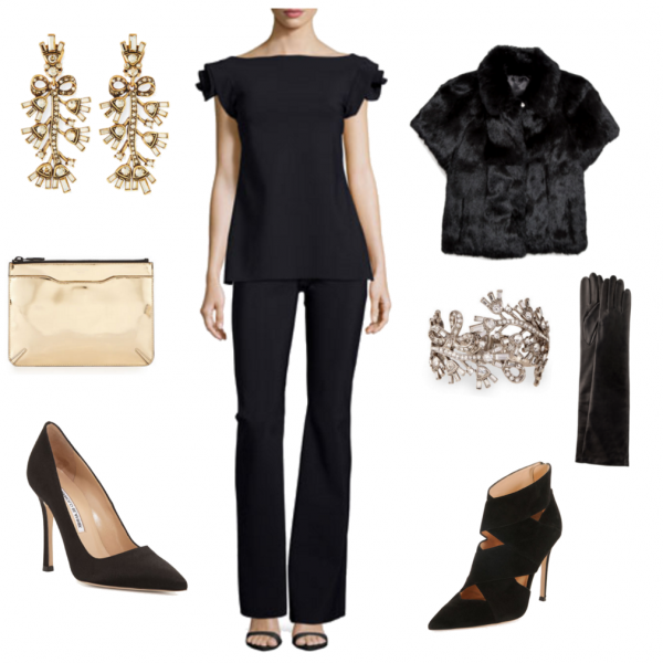 What To Wear Christmas Party | What2WearWhere.com