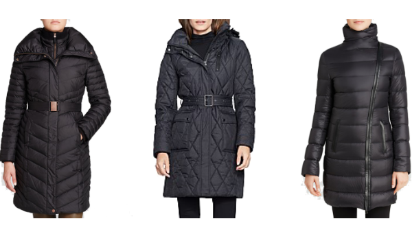 What to Wear Puffer Coats