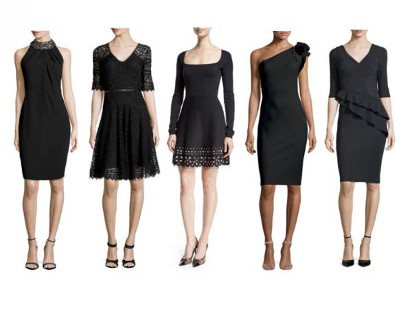 What to Wear Little Black Dress