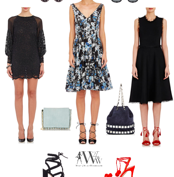 What to Wear Barneys Check In