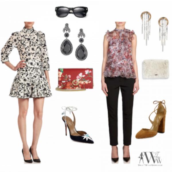 what to wear fashion week
