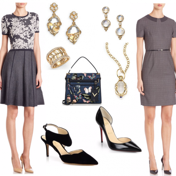 what to wear New York City Ballet Luncheon