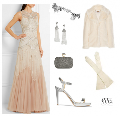 what to wear downton abbey