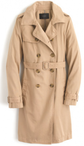 What to Wear Trench Coat