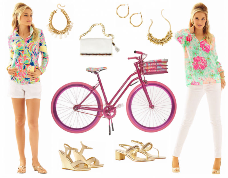 what to wear Lilly Pulitzer