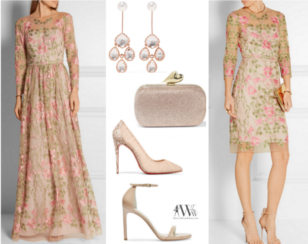 what to wear spring wedding