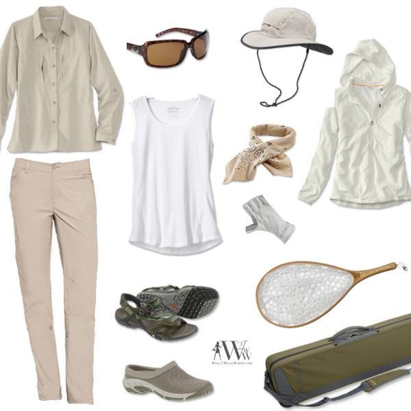 what to wear fly fishing orvis