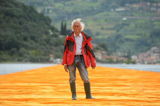 Chriso Floating Piers