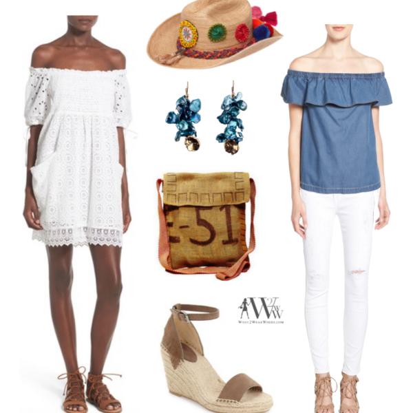 what to wear blue jean ball