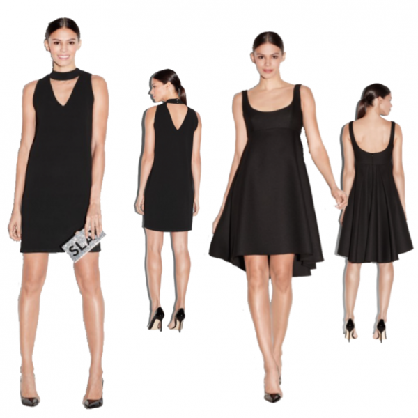 best little black dresses
