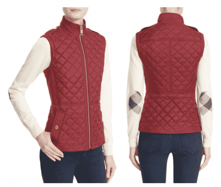 Buy Now:  Quilted Vests
