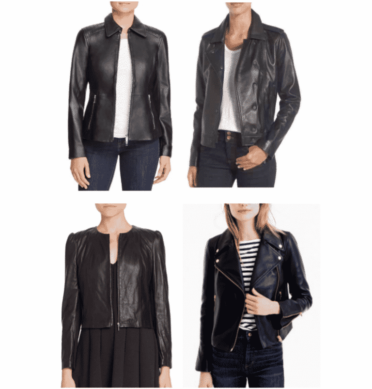 BUY NOW: Light Leather Jacket