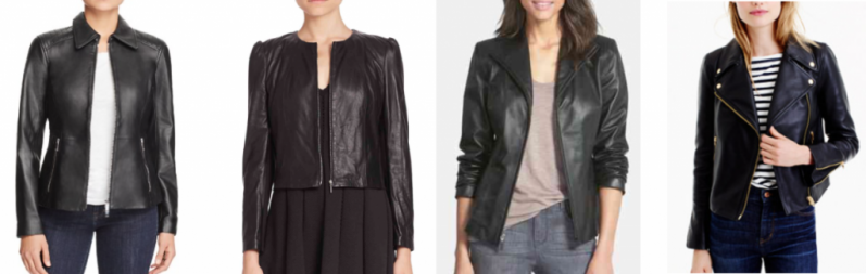 how to wear leather jacket