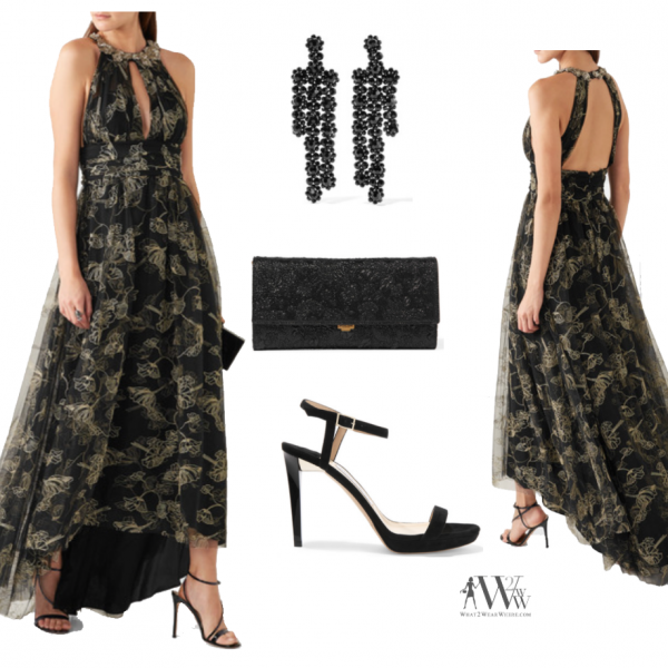 what to wear princess grace foundation