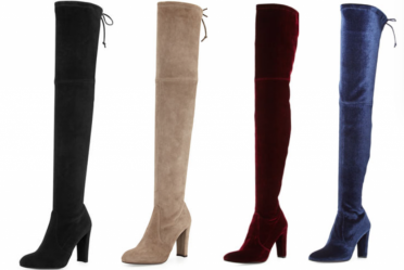how to wear thigh high boot
