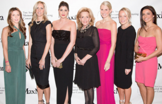 what to wear black tie associates committee