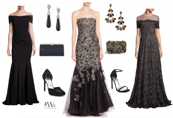 what to wear black tie hunt ball