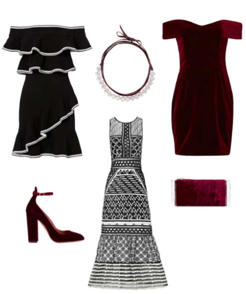 hilary dick holiday parties what to wear