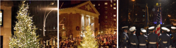 fund for park avenue tree lighting