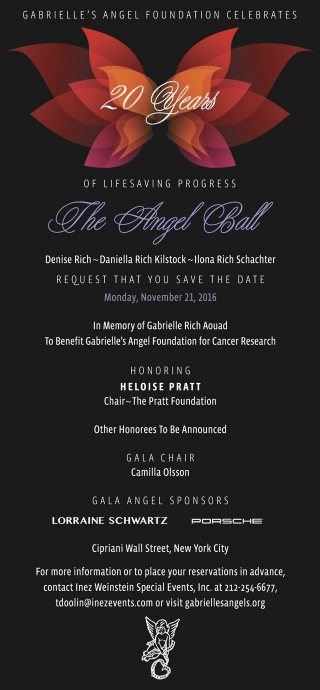 what to wear black tie angel ball