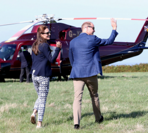 Kate Middleton Travel Style