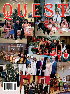 Quest Magazine Holiday Issue