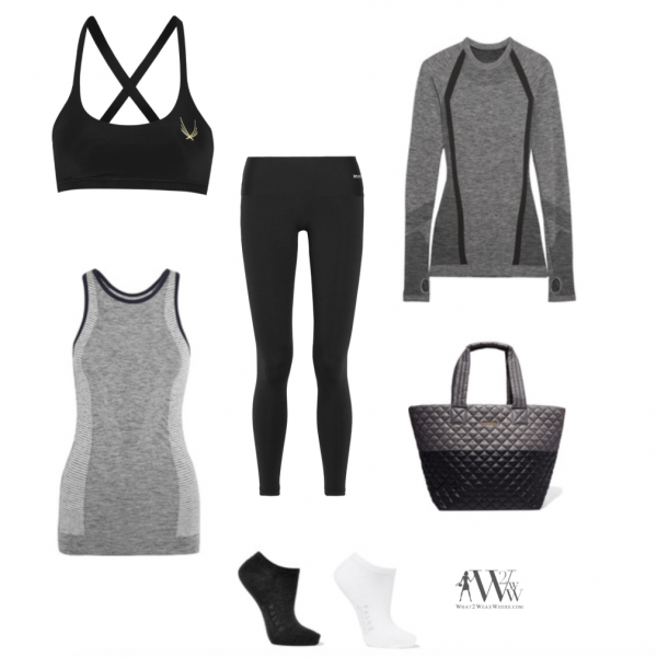 hilary dick what to wear workout