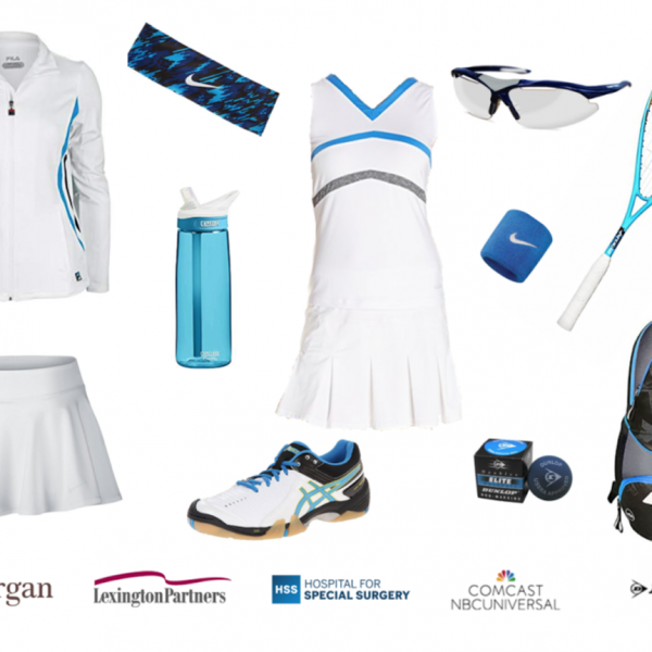 what to wear for squash