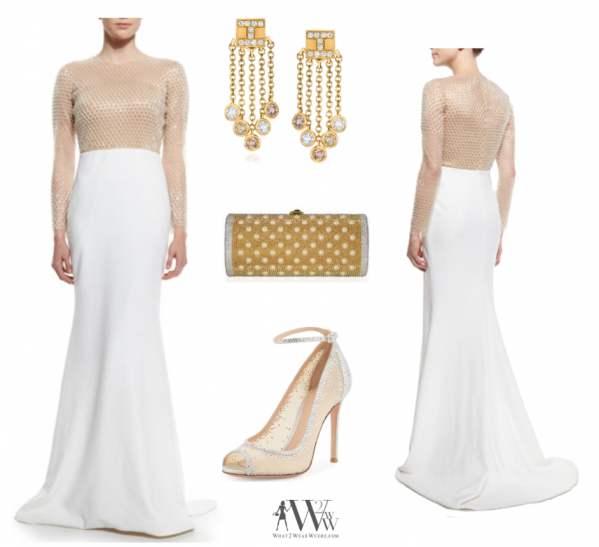what to wear inaugural ball