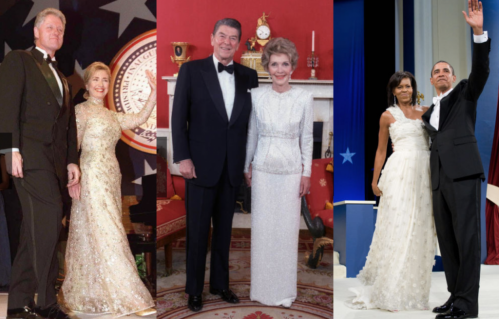 What to wear inaugural Balls