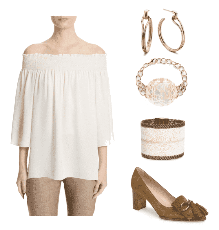 How to:  Bare Shoulders