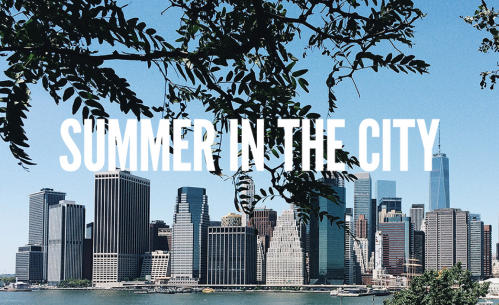 what to wear summer in the city